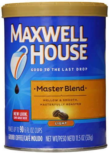 Master Blend Coffee back-567901