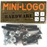 Mini-Logo Skateboard Hardware (1.25-Inches)