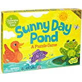 Peaceable Kingdom / Sunny Day Pond Award Winning Cooperative Game for Kids