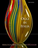 Oggi In Italia: A First Course in Italian (0618678123) by Franca Merlonghi