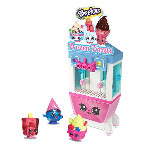 The Bridge Direct Shopkins Kinstructions Frozen Treat Stand