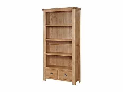 Contemporaneo, in frassino alta libreria alta libreria–frassino massello–Finitura: Ash–soggiorno sala da pranzo–Home Office Furniture