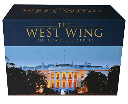 The West Wing Complete Series Collector's Set on DVD (Works in Region 2 Only)