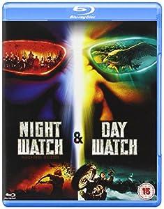 Daywatch/nightwatch [Blu-ray] [Import anglais]