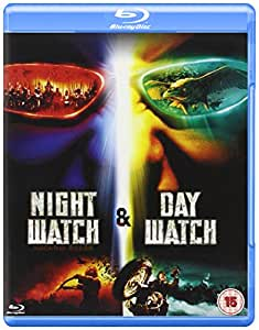 Daywatch/nightwatch [Blu-ray] [Import anglais]