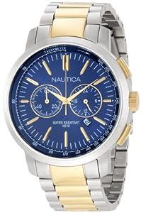 Nautica Men's N23602G Nct 800 Watch