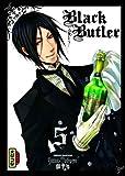 """Afficher """"Black butler n° 05<br /> Black Butler"""""""