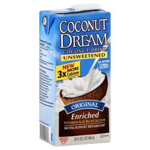 Imagine Foods Original, Unsweetened Cocounut Milk (12/32 Oz)