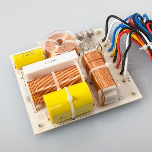 Replacement Speaker Crossover 2500 Watts Works For Jbl, Peavey, Cerwin Vega, Pyle-Pro, Mr.Dj, Many Brands! Cx-31