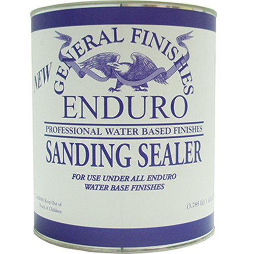 General Finishes Water Based Enduro Sanding Sealer Gallon (Wood Sanding Sealer compare prices)