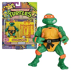 Ninja turtle michelangelo weapon - photo#24