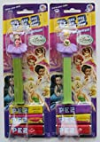 Pez Candy Dispensers Disney Fairies 2-pack - Tinkerbell and Rosetta