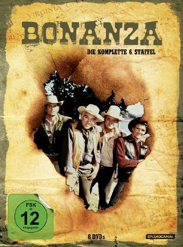 Bonanza - Die komplette 06. Staffel [8 DVDs]