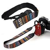 World Pride® Multicolor Camera Neck Strap for Canon, Nikon, Fuji, Olympus, Panasonic, Pentax, Sony thumbnail