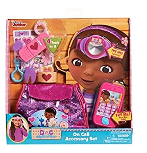 Doc McStuffins On Call Accessory Set by Just Play