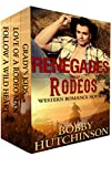 Book cover image for RENEGADES AND RODEOS: Western Romance Novels