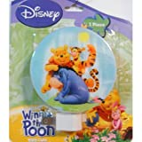 Disney Winnie The Pooh, Tigger and Eeyore Night Light (A)
