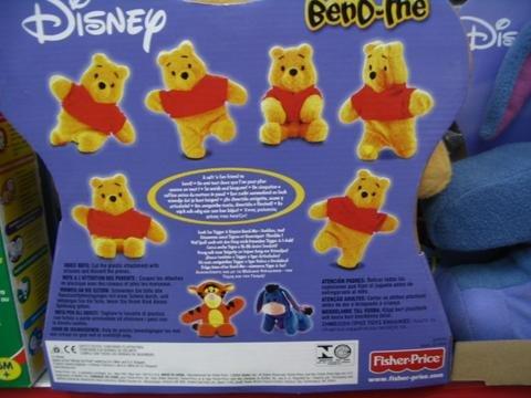 Winnie the Pooh: Bend Me Pooh Bear - 1