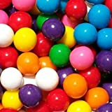 Assorted 8 Color 1 Inch Gumballs (3 POUNDS)