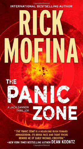 Image for The Panic Zone (Jack Gannon)