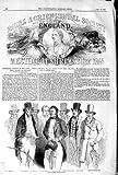 1845 ROYAL AGRICULTURAL SOCIETY SHREWSBURY GRANTHAM