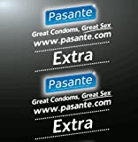 12 PASANTE EXTRA STRONG Condoms