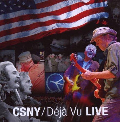 Crosby, Stills, Nash &Amp; Young - CSNY/Deja Vu Live - Zortam Music