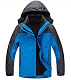 STYLISH BOY ブルゾン 防風 2way 2点セット あったか 登山 フード 山登り サイクリング スポーツ 防寒 メンズ オリジナルブレスレット付 SB00928