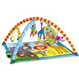 Tiny Love Super Deluxe Lights and Music Gymini Activity Gym ~ Tiny Love
