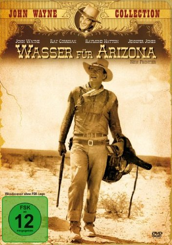 John Wayne Collection - Wasser für Arizona