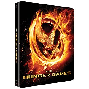 Die Tribute von Panem (The Hunger Games) - Exclusiv Steelbook (Limited Edition) (2 Blu-ray) (+DVD)[UK-Import]