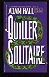 Quiller Solitaire (0380719215) by Hall, Adam