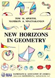 New Horizons in Geometry (Dolciani Mathematical Expositions)