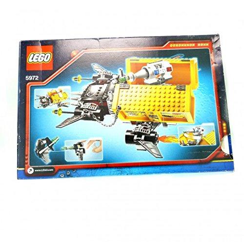 1 x Lego System Set Modell für Nr. 5972 Space