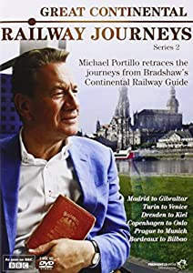 Great Continental Railway Journeys: Series 2 [DVD]
