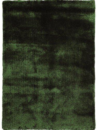 Wohnzimmer Deko grün natürliche, sanfte Farbklänge
