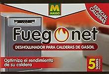 Masso 231286 - deshollinador calderas de gas-oil gama fuegonet