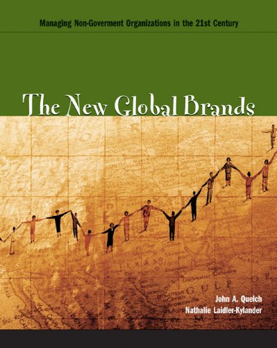 The New Global Brands: Managing Non-Government...