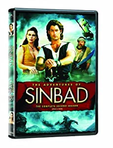 The Adventures of Sinbad: The Complete Second Season