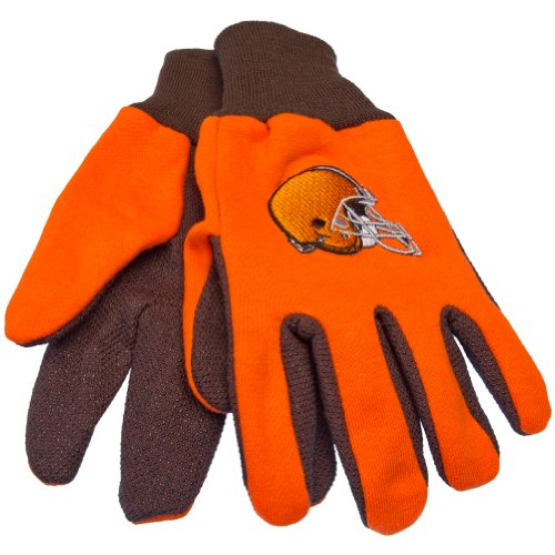 Cleveland Browns - Logo Utility Gloves at Amazon.com