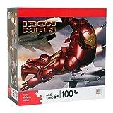 Iron Man 100 Piece Puzzle