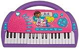 Doc Mcstuffins - Piano para ni�os Doctora juguetes (IMC Toys 855069) (importado)