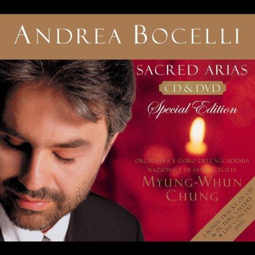 Andrea Bocelli - Sacred Arias [Special Edition - Zortam Music