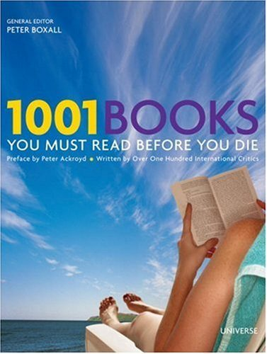 1001 books you must read before you die: -> see 1844034178 (E)