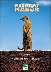 Meerkat Manor The Complete 1st Season (4 DVD set)