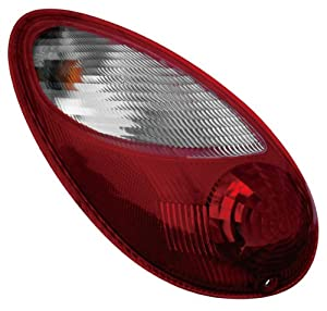 CHRYSLER PT CRUISER LEFT TAIL LIGHT 06-09 NEW