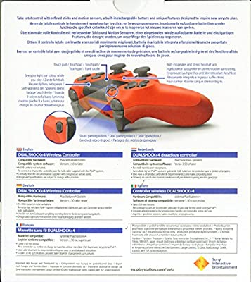 Sony PlayStation DualShock 4 by Sony Computer Ent Europe Software
