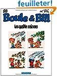 Boule et Bill, Tome 28 : Les quatre s...