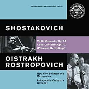 Violin & Cello Concertos