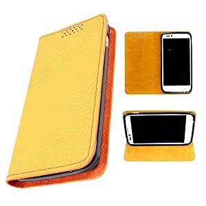 For Sony Xperia E4 Dual - DooDa Quality PU Leather Flip Case Cover With Smooth inner Velvet To Keep Screen Scratch-Free